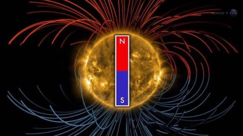 Every 11 years, the sun flips its magnetic field. Scientists aren't quite sure why.