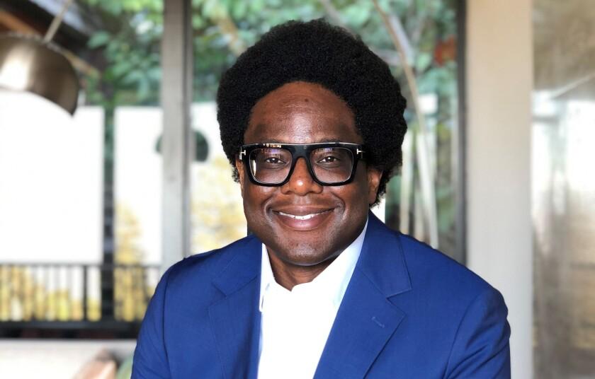 Osagie K. Obasogie, a UC Berkeley bioethics professor.