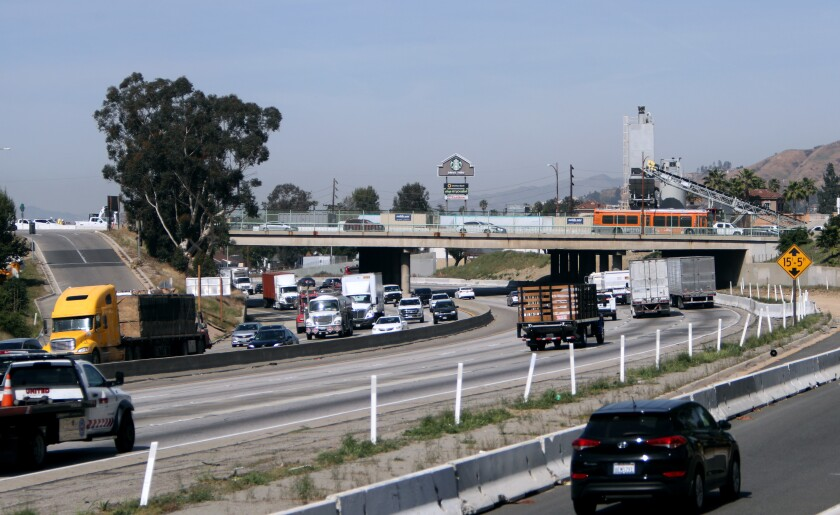 Caltrans will be closing the Burbank Boulevard bridge to all traffic starting on March 28.