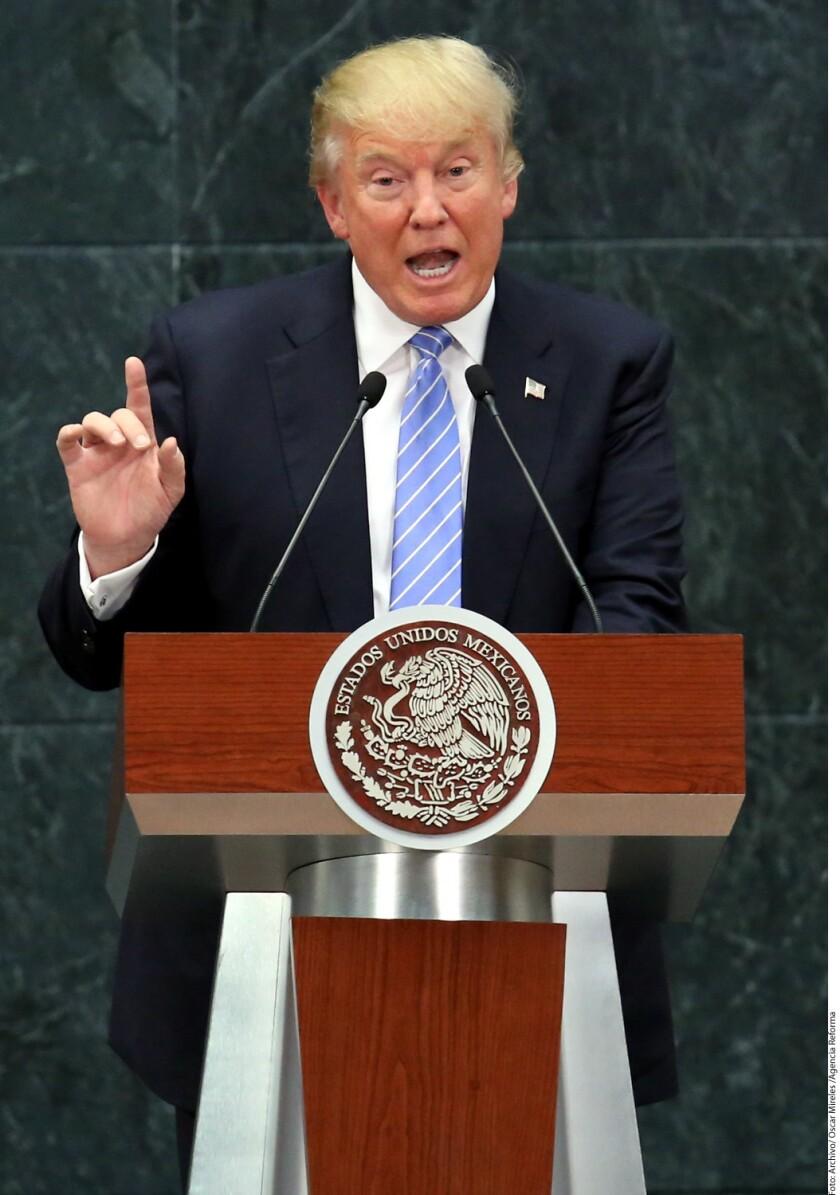 Tras un mes con Donald Trump al frente de Estados Unidos, el Gobierno de México capotea una tormenta de incertidumbre frente a una nueva Administración que lentamente clarifica sus prioridades.