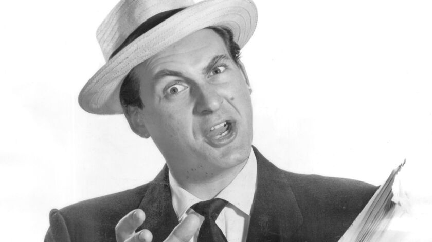 "Sid Caesar, a giant of television's early years, is the subject of a new DVD set, ""Sid Caesar: The Works."""