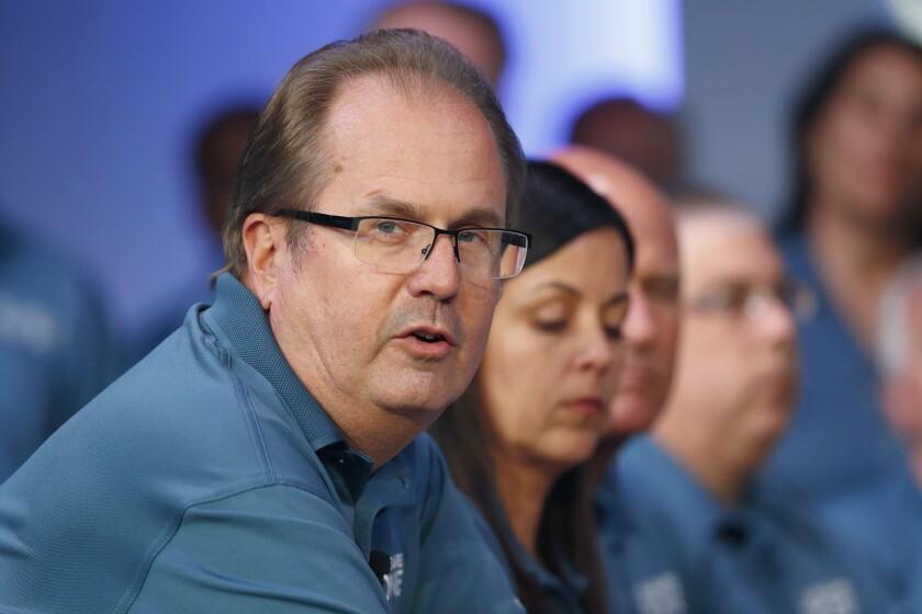 EEUU: Sentencian por corrupción a ex líder sindical