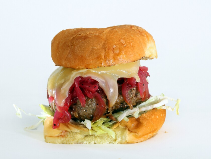 Recipe: The Howie burger