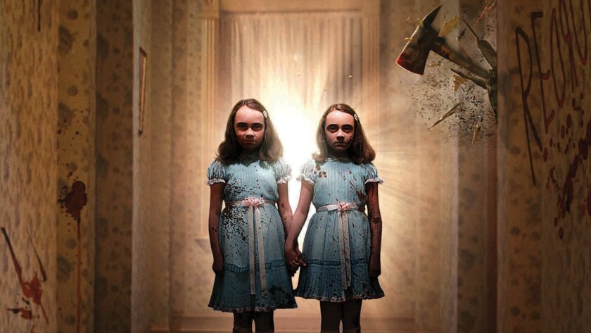 """ICONIC HORROR FILM THE SHINING WILL MAKE ITS HAUNTING DEBUT AT UNIVERSAL STUDIOS' """"HALLOWEEN HOR"""