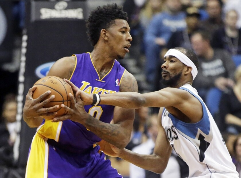 Corey Brewer, Nick Young
