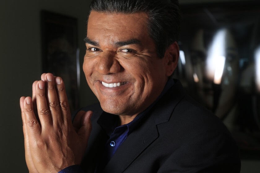 George Lopez arrested