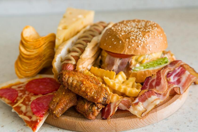 """Researchers at the UCSD School of Medicine found a possible correlation between eating a high-calorie fast-food breakfast, and """"leaky gut syndrome,"""" which could be a factor in developing Type 2 diabetes."""