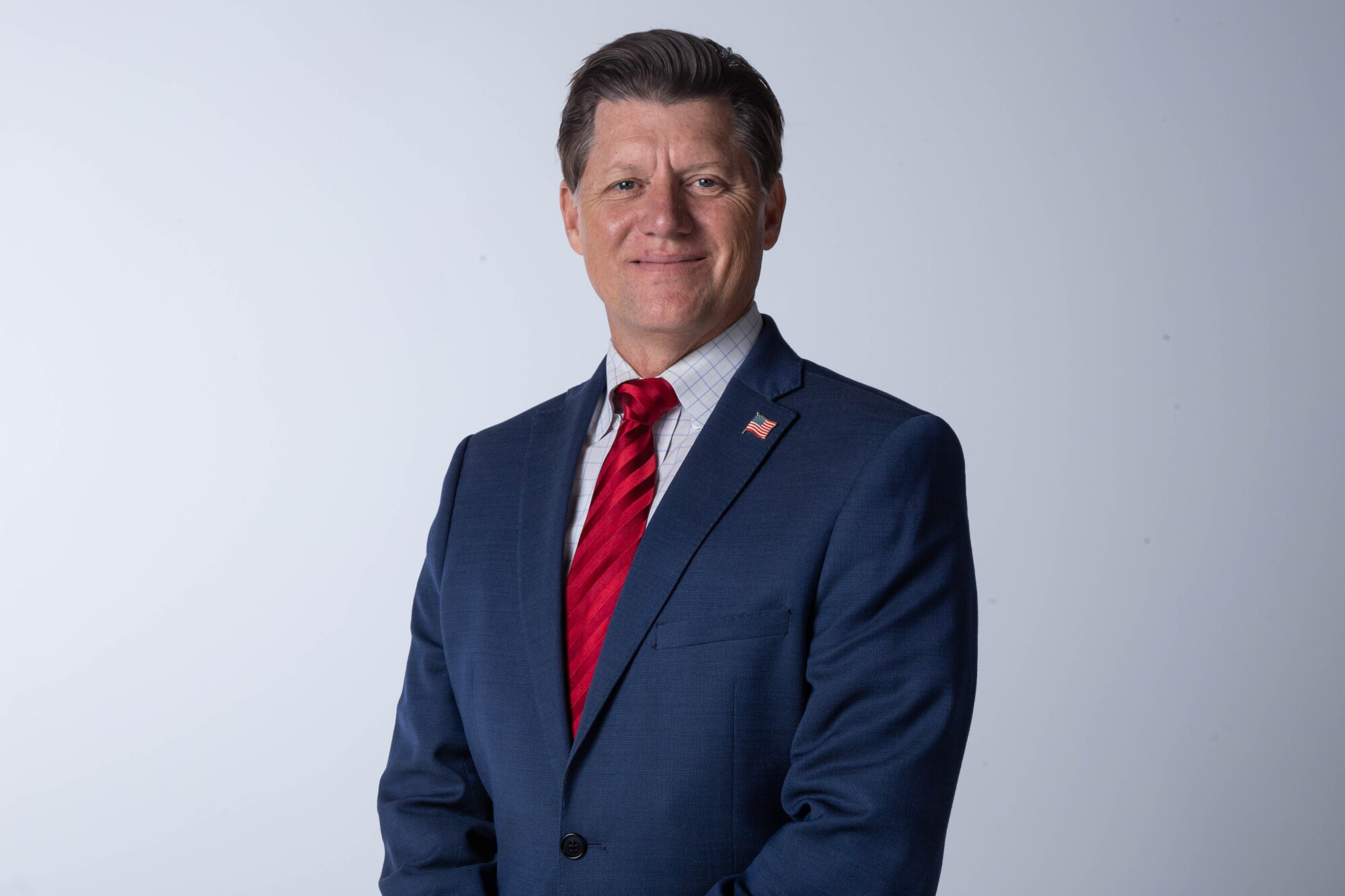 Brian Jones, Republican candidate in the 50th Congressional District