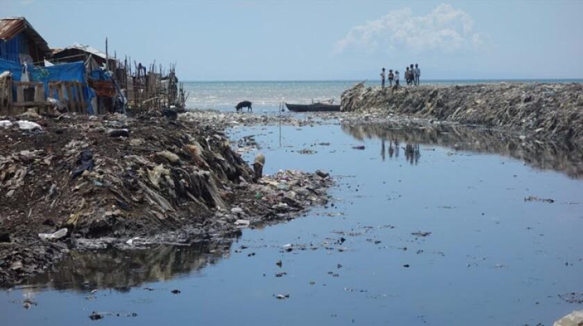 Cité Soleil is a densely populated slum in Port-au-Prince, Haiti's capital.