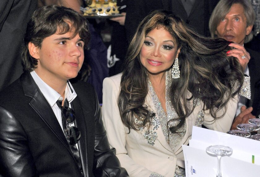Michael Jackson's son Prince to be 'ET' special correspondent