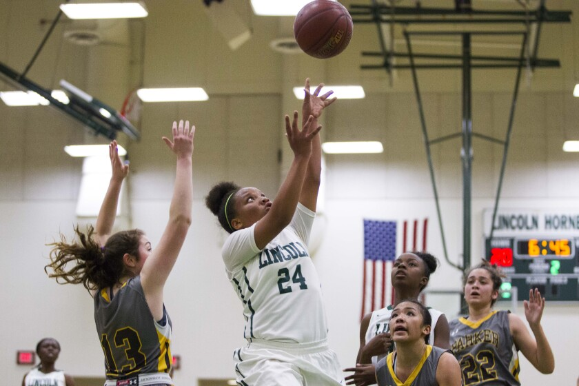 Lincoln senior Imani James is averaging 17.6 points to go with 7.2 rebounds, 5.5 assists and 4.8 steals.