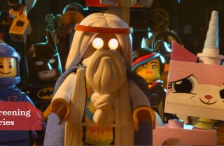'The Lego Movie': Positive message