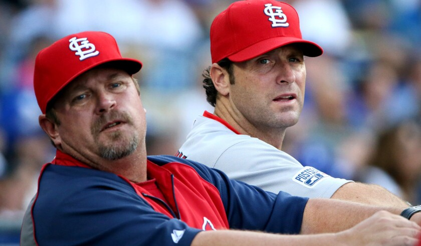 Derek Lilliquist, Mike Matheny