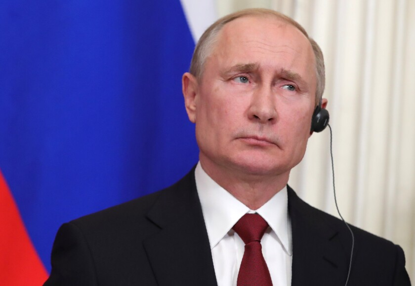 Putin Engineers Shake Up That Could Keep Him In Power Longer The San Diego Union Tribune