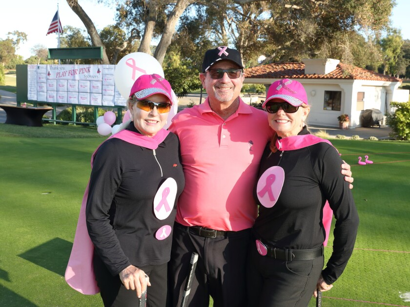 Pam Blakely, Steve and Kris Charton