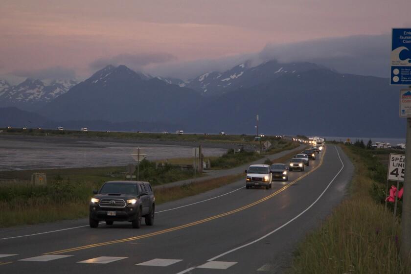 Sismo en Alaska fue el más fuerte en EEUU en medio siglo