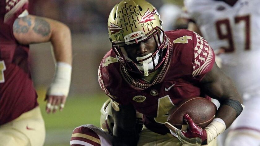 Florida State routs Boston College, 45-7