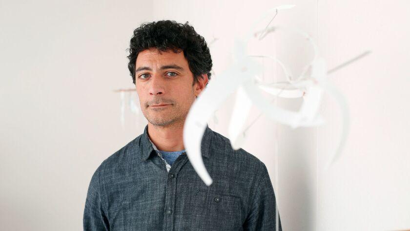 Artist Dean Ramos