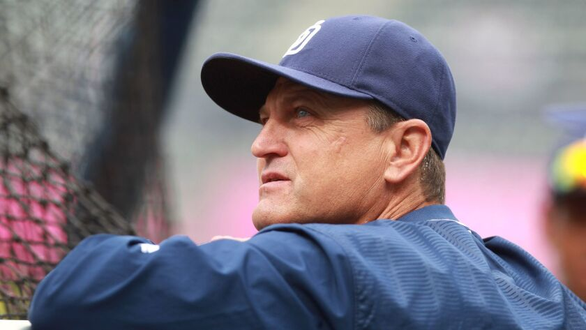 Trevor Hoffman was voted into the Baseball Hall of Fame on Wednesday.