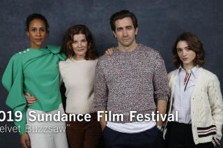 Jake Gyllenhaal exposes the art world's dark side in 'Velvet Buzzsaw'