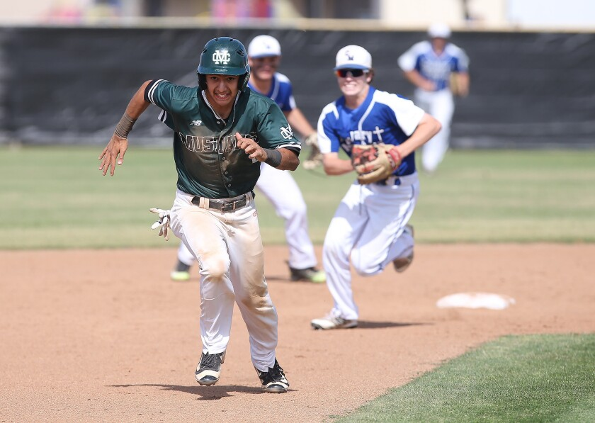 Photo Gallery: Costa Mesa vs. Calvary Murrieta in baseball