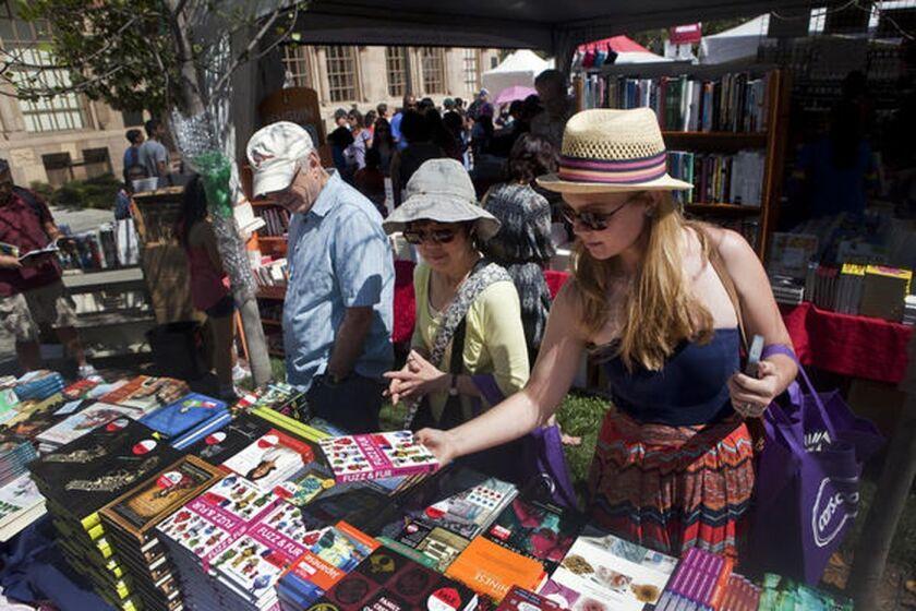 A partir del 13 de abril, en la Universidad del Sur de California, el Festival de Libros de Los Ángeles Times es un verdadero escaparate de la creación literaria y artística en Estados Unidos.