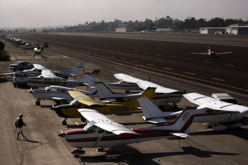 Judge tosses Santa Monica's airport lawsuit