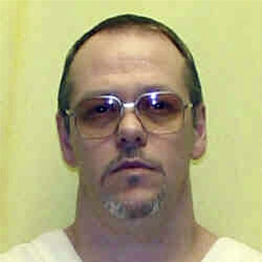 Ohio inmate calm, emotional as execution nears - The San