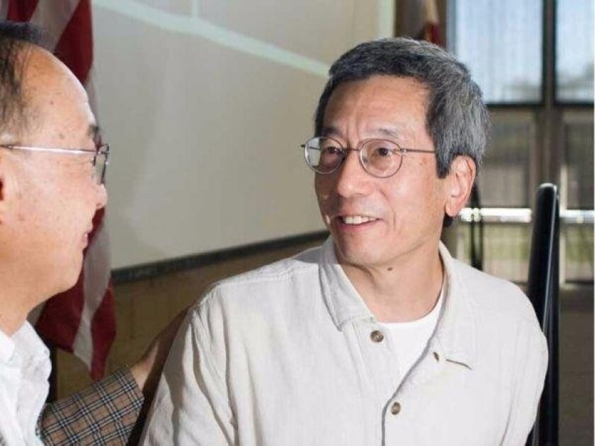 The late Dr. Roger Tsien