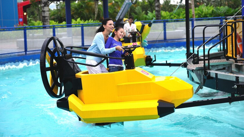 28) Legoland Dubai