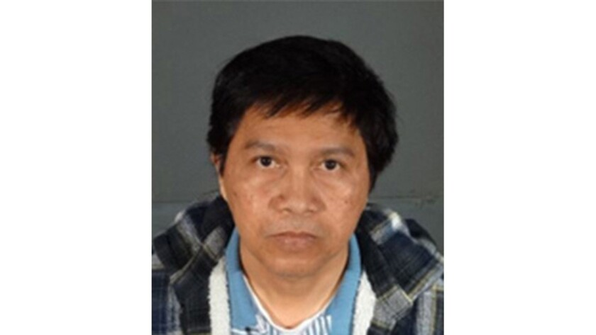 Police are looking for people who say they have been sexually abused by Amador Valencia Santos.