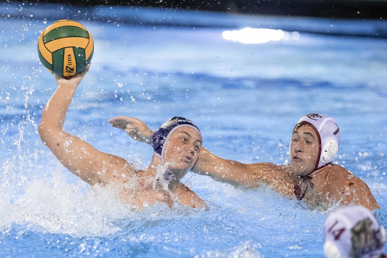 Photo Gallery: Newport Harbor vs. Oaks Christian in boys' water polo