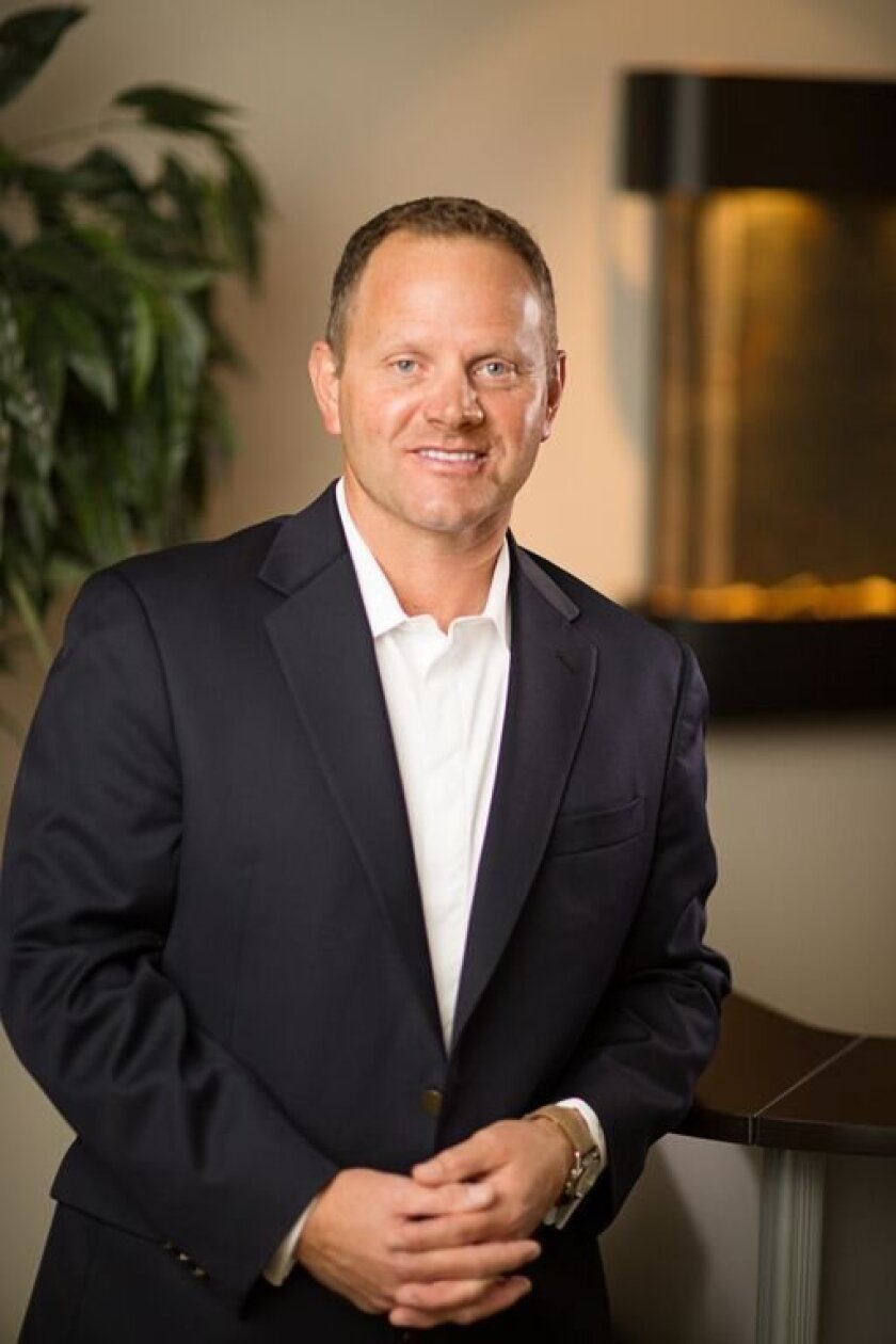 Russell Hall, founder, owner and managing director of Hall Private Wealth Advisors.