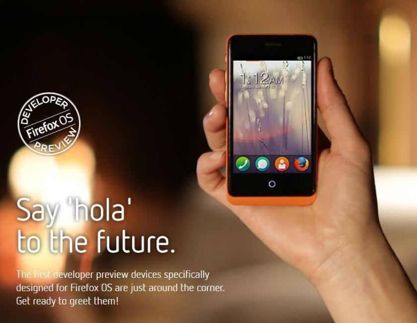 Mozilla Firefox OS smartphones sell out within hours