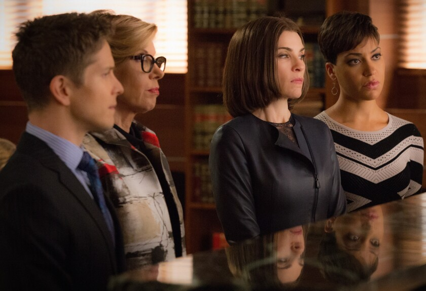 The Good Wife: Discovery