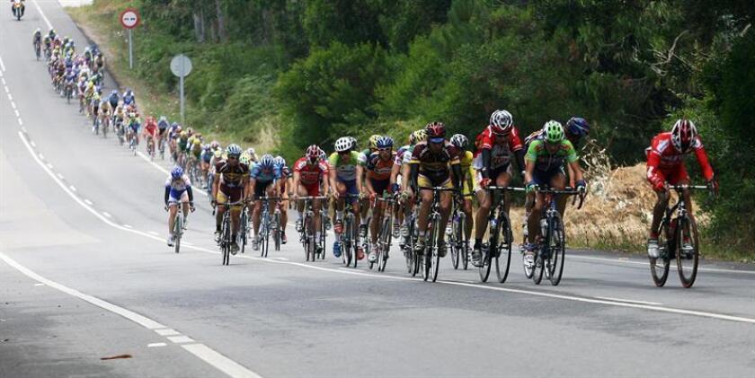 """La llamada """"Vuelta Grande de América"""" suma 53 ediciones, 578 etapas disputadas y 72.141 kilómetros recorridos, durante más de medio siglo de historia. EFE/Archivo"""