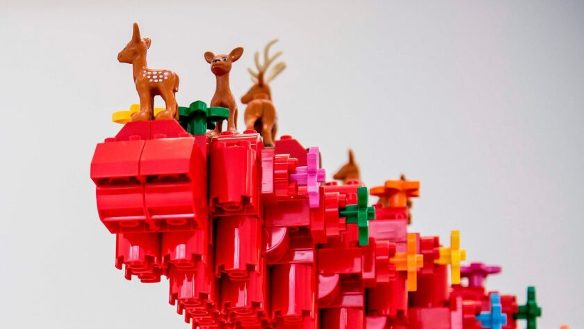 As Lego designs new products, the basic building block will still be the focus, the CEO said.