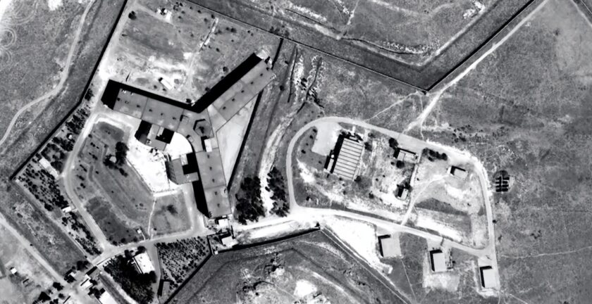 Amnesty International reports mass hangings in Syria prison