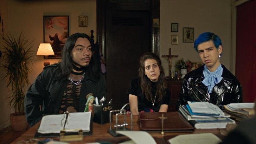 """El terror y el absurdo llegan a HBO con la comedia en español """"Los Espookys"""""""