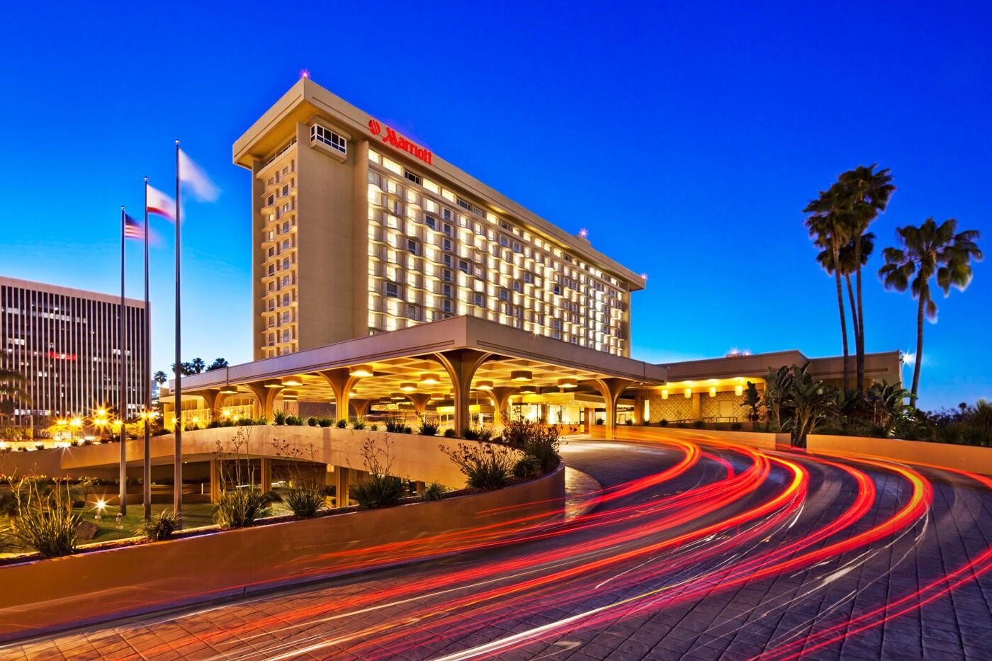 LAX hotels