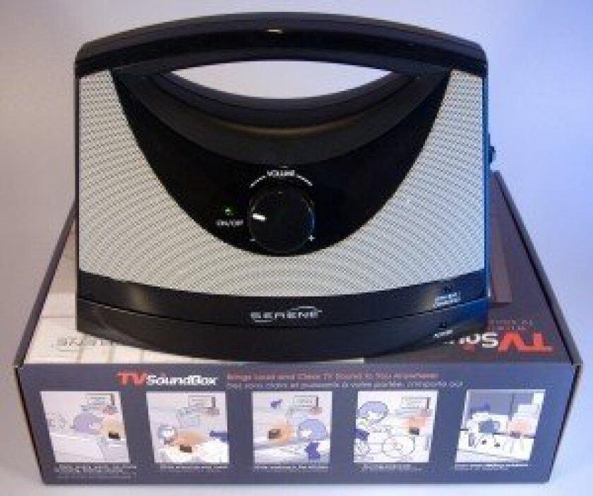 SERENE innovations TV SoundBox
