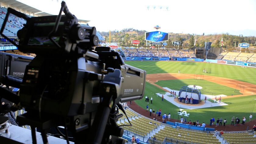 Charter Communications remains the only pay-TV service in Los Angeles that carries SportsNet LA, which is owned by the Dodgers organization, and broadcasts the team's games.