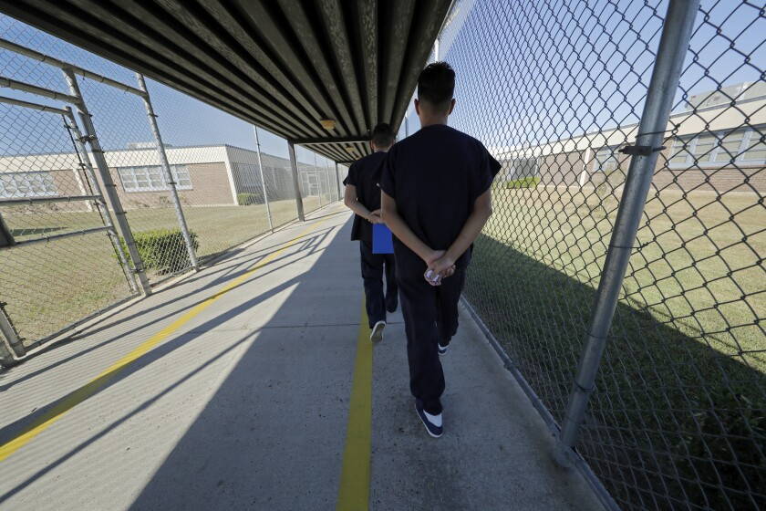 Immigration Detention Louisiana