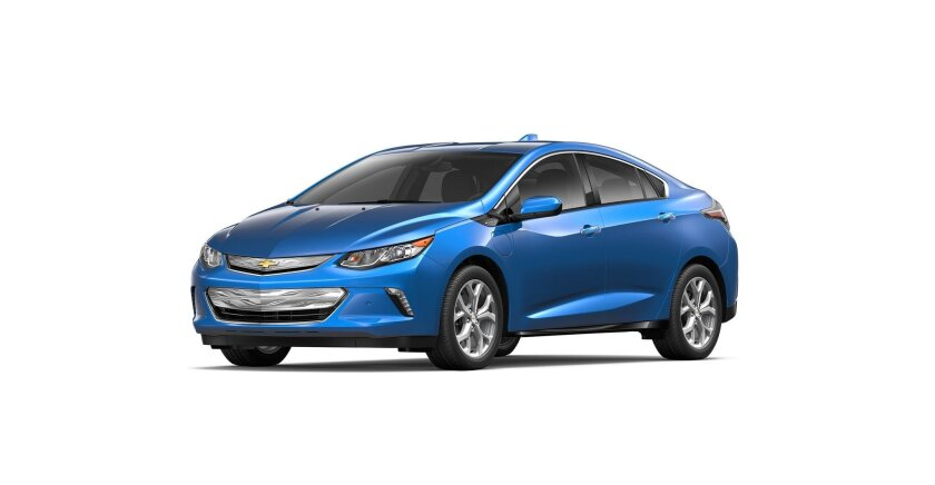 Volt is sold in two trim levels with starting prices $33,995 for the LT and $38,345 for the Premier.