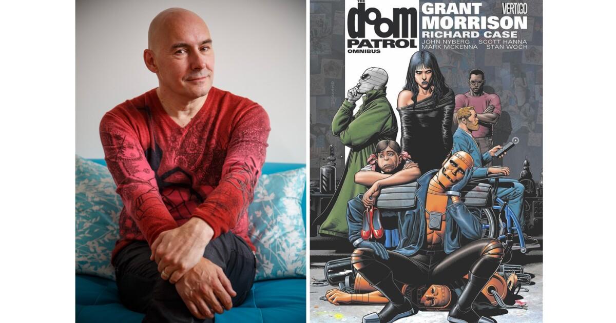 Review Doom Patrol Omnibus Shows Grant Morrison S Master Plan