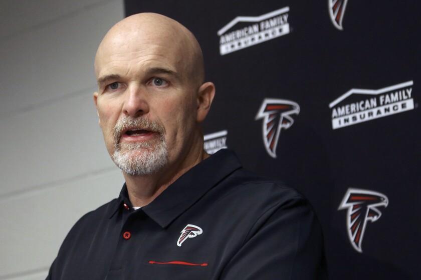 Falcons Quinn Crisis Football
