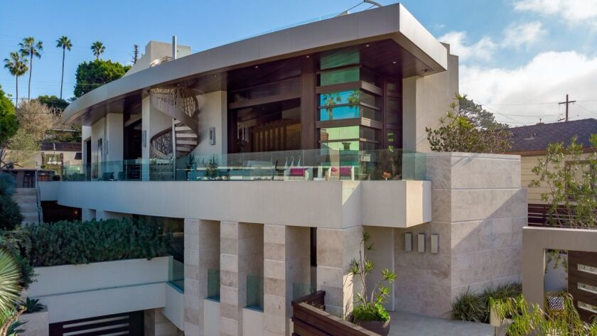 Seller of two La Jolla homes seeks Bitcoin - The San Diego