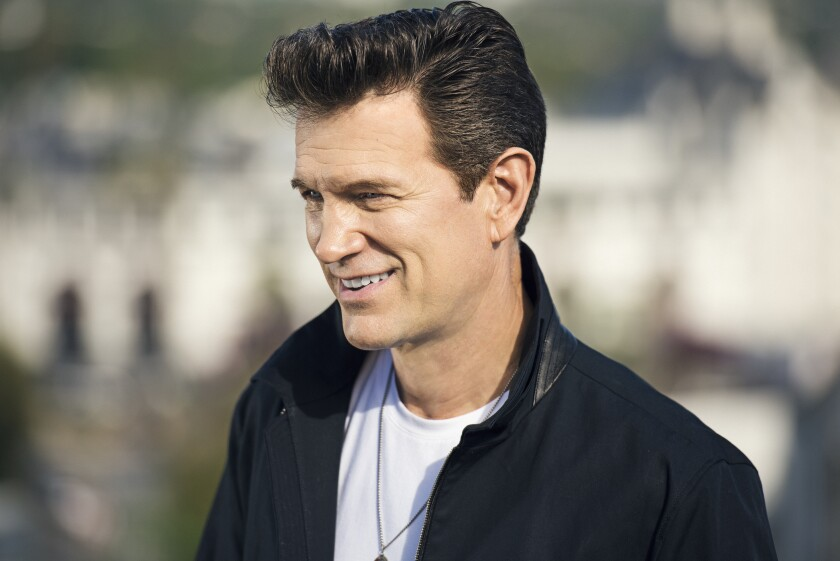 A photo of Chris Isaak