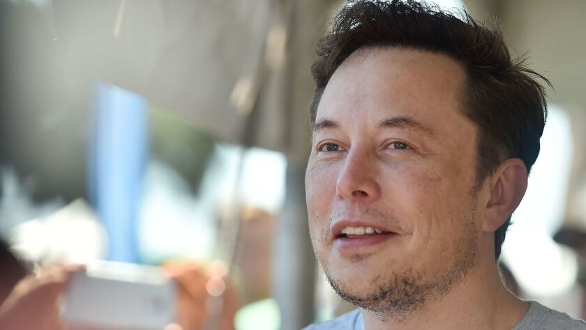Elon Musk agreed in 2018 to get pre-approval for tweets containing information material to Tesla or its shareholders.