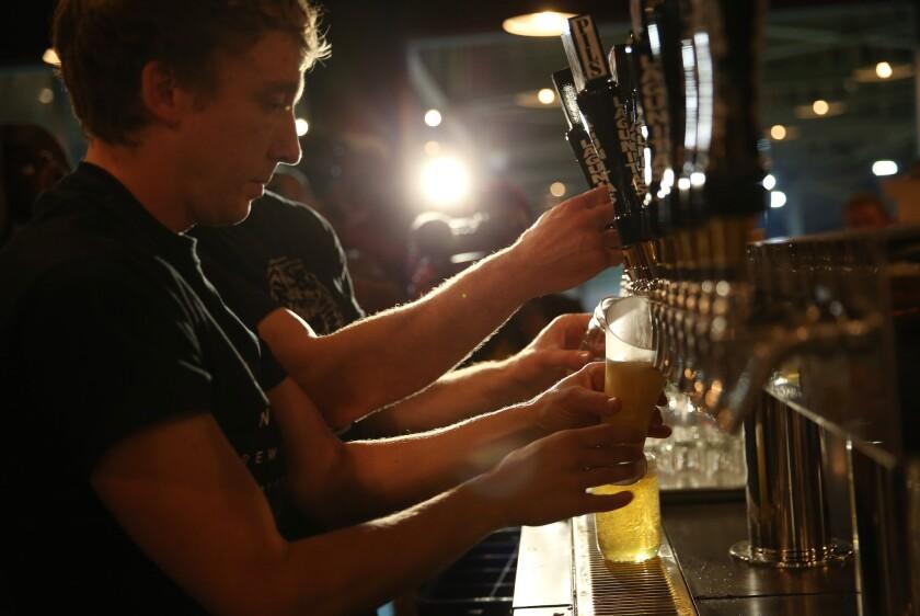 Heineken is acquiring a 50% stake in California craft brewer Lagunitas.